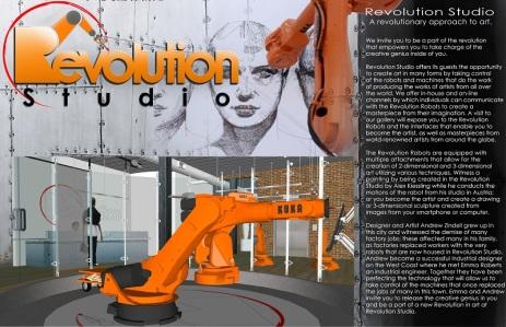 Revolution Studio 1r